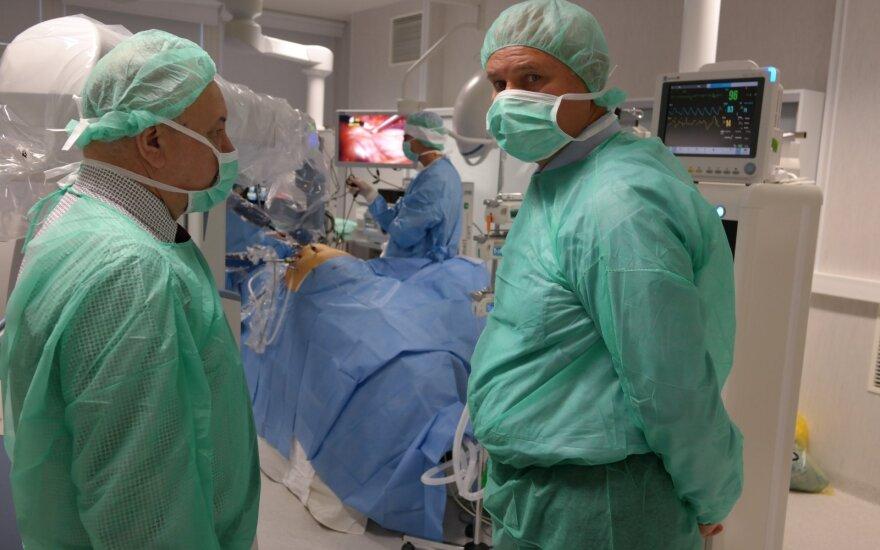 Operacijos stebėjimas