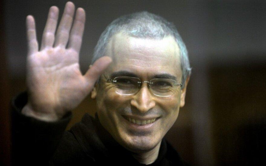 Michaił Chodorkowski poleciał do Niemiec