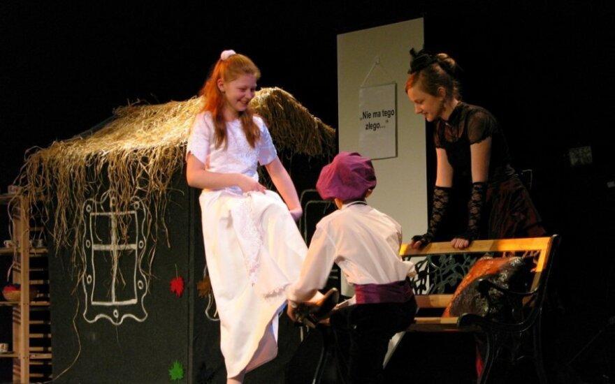 Festiwal Teatrów Szkolnych w Wilnie