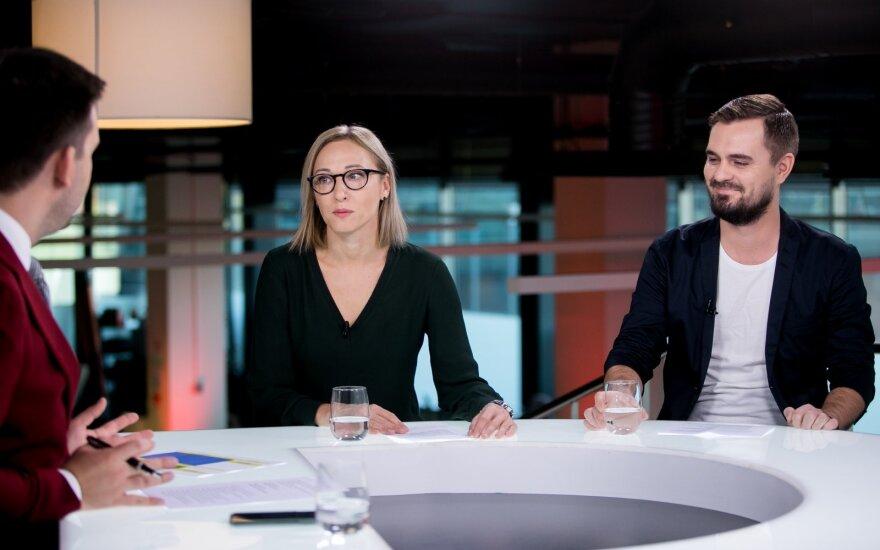 Jūratė Cvilikienė, Andrius Milinavičius