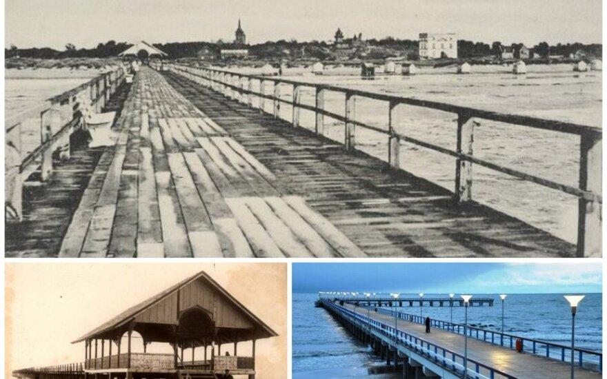 Как Паланга выглядела 100 лет назад