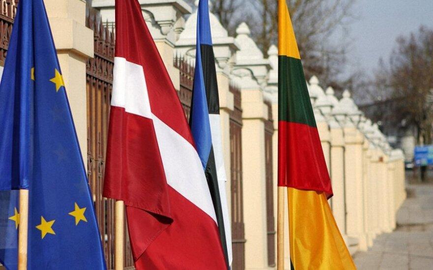 Цель этапа возрождения новой России – страны Балтии