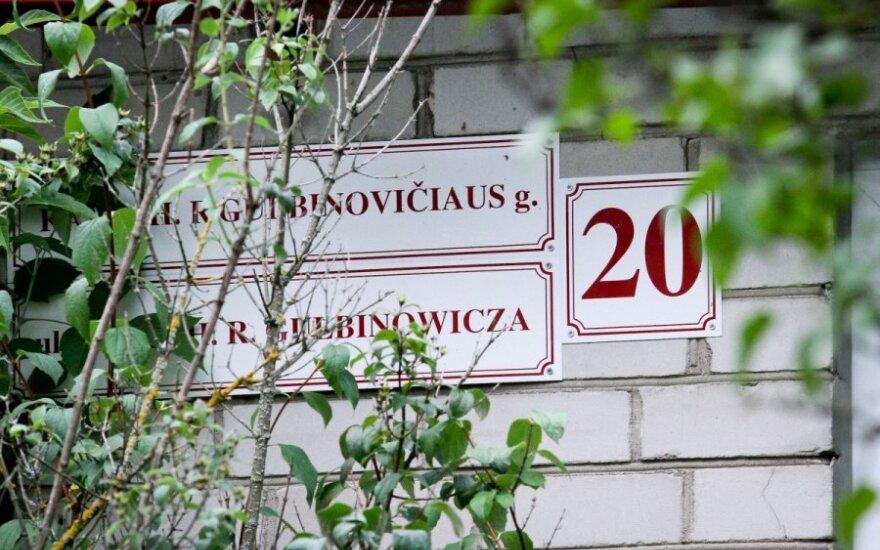 За двуязычные таблички властям Шальчининкского района снова грозят штрафы