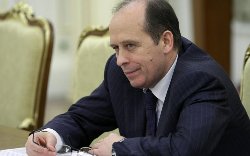 Aleksandras Bortnikovas