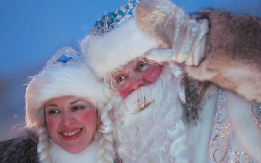 Опрос: 9% россиян будут работать в новогодние каникулы