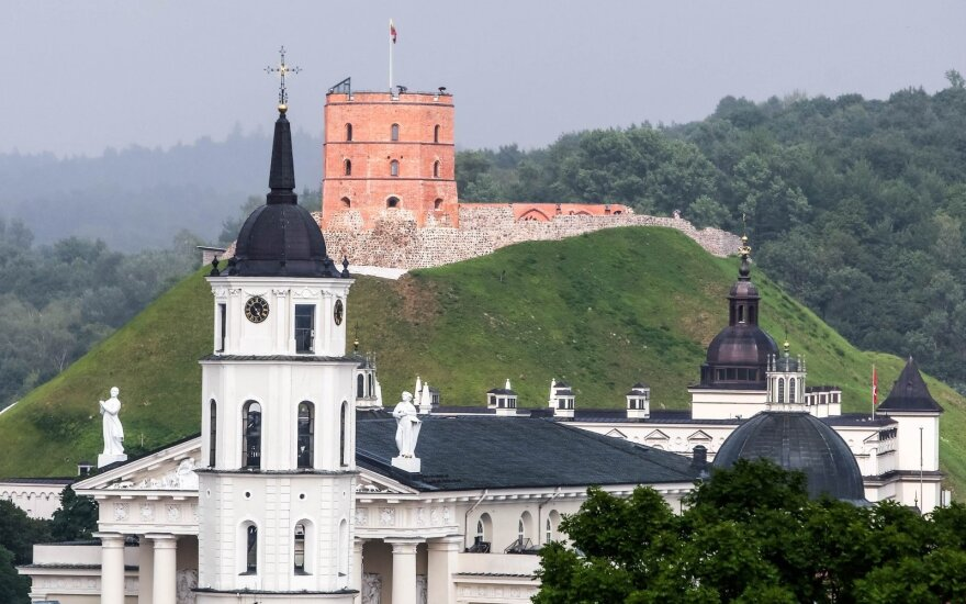 В Литве каждый второй недоволен уровнем демократии