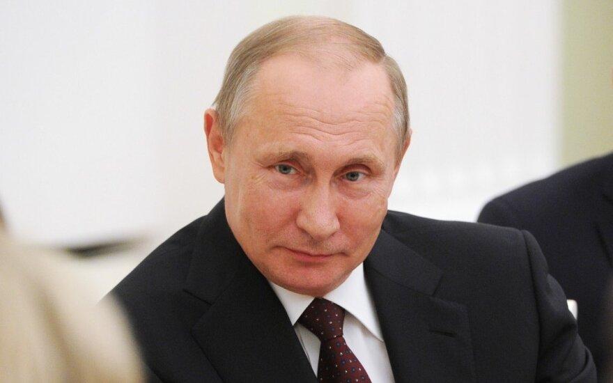 Путин высказался за сделку с ОПЕК по заморозке добычи нефти