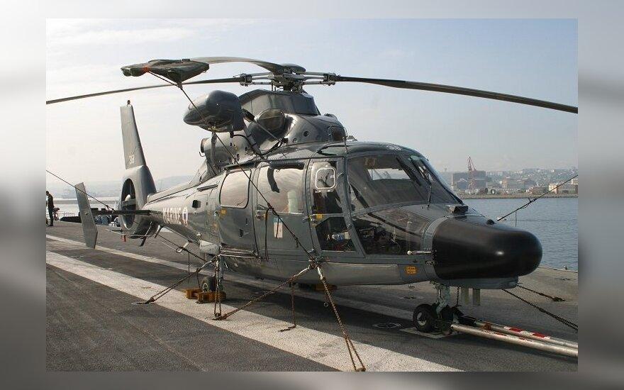 sraigtasparnis AS 365 Dauphin
