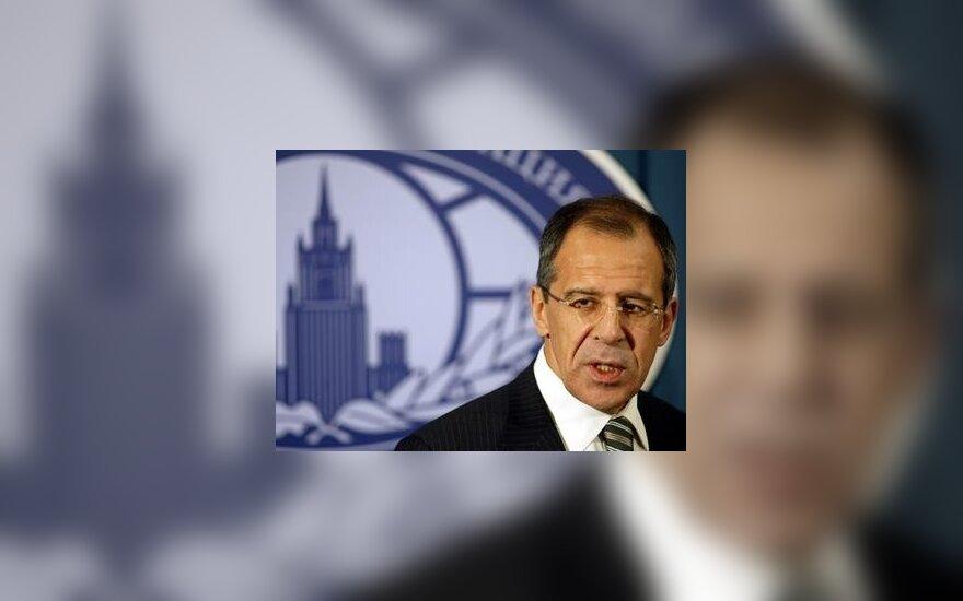 Лавров: ЕС не готов к безвизовому режиму с Россией