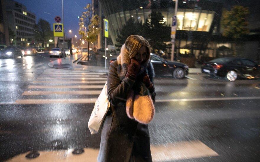 Погода: в среду похолодает, однако дальше ожидают более теплые дни