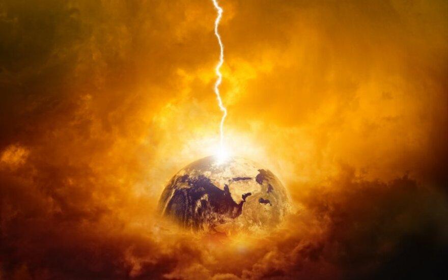 """Российские синоптики: """"конец света"""" кое-где уже наступил"""