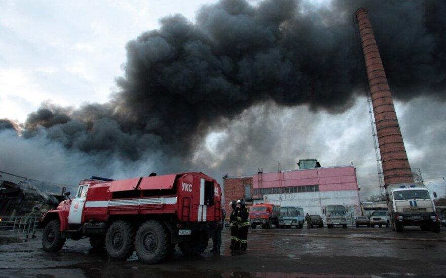Пожар в Казани: требуют арестовать арендатора центра