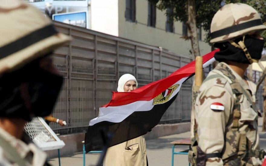 Parlamento rinkimai Egipte