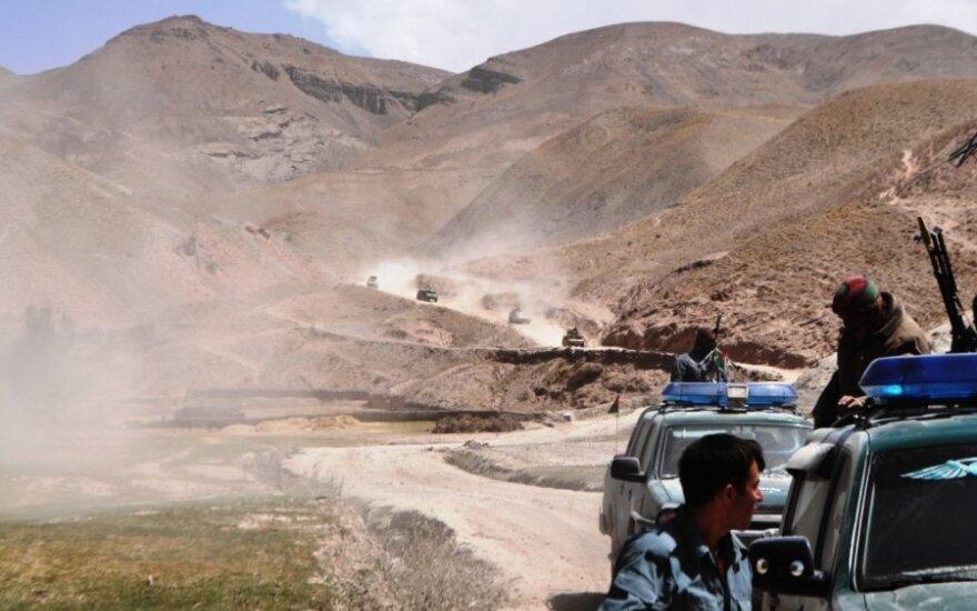 На юге Афганистана задержана девочка с поясом смертника