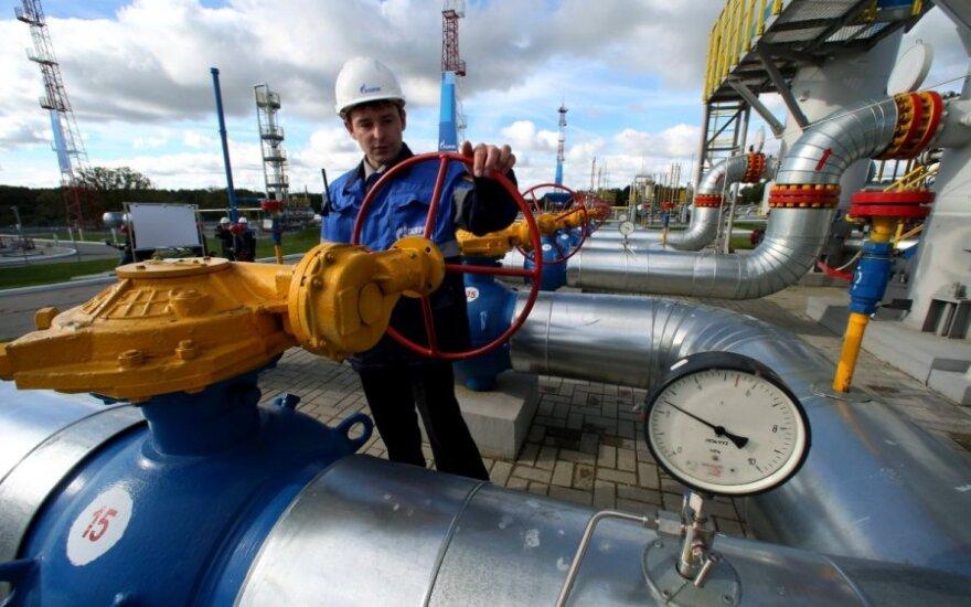 Советник: газпромовский газ для Литвы может подешеветь - есть предпосылки