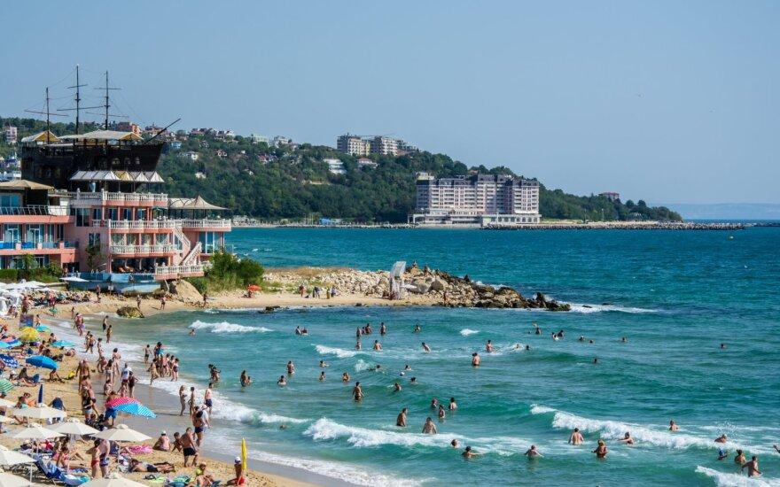 Болгария с 1 июня открыла свои границы для туристов из стран Балтии