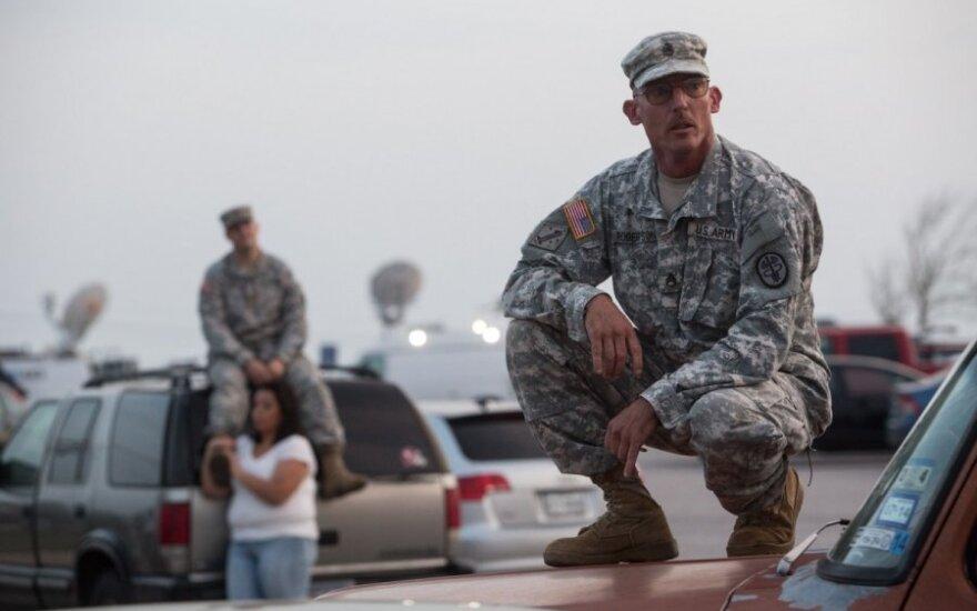 Застреливший троих сослуживцев американский солдат покончил с собой