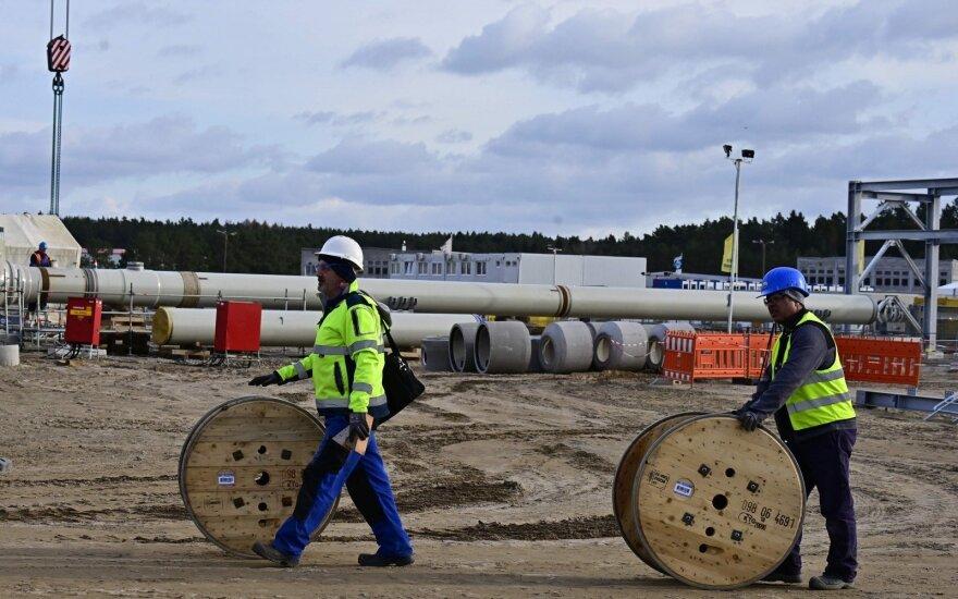 """Повлияют ли возможные санкции США на строительство """"Северного потока-2""""?"""