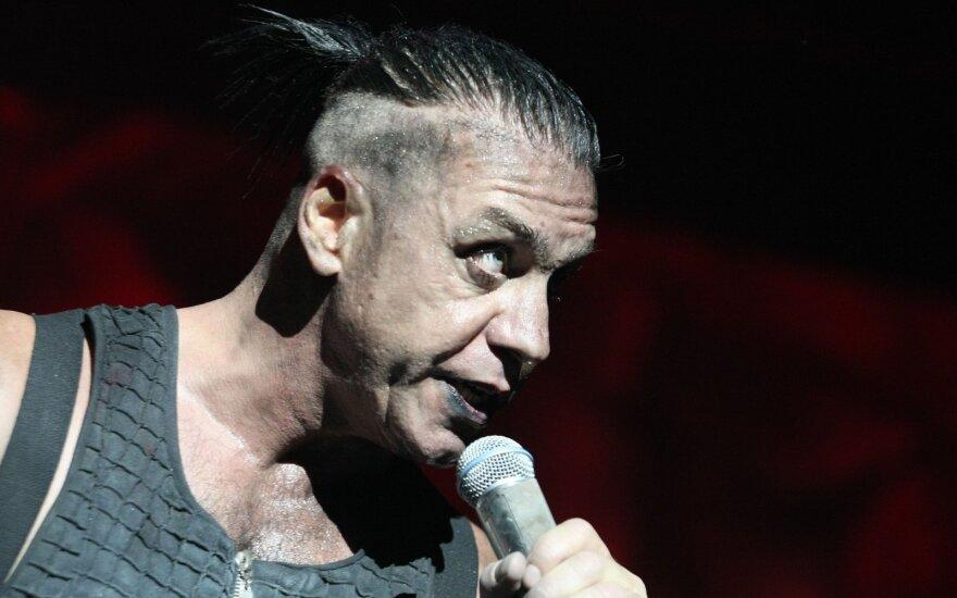 Лидера Rammstein заметили на концерте Лободы в Берлине