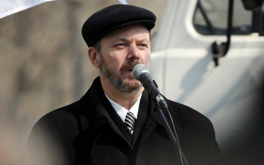 В Риге открыли памятник предкам политика Владимира Кара-Мурзы