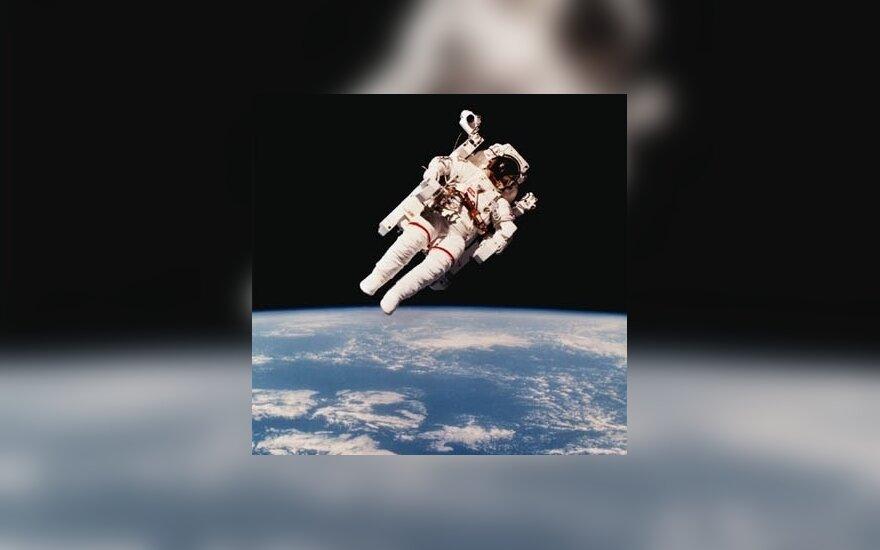 Русские космонавты секс на орбите