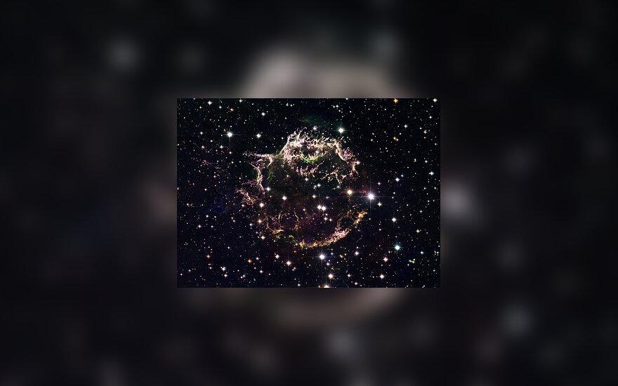 Kosmosas, supernova