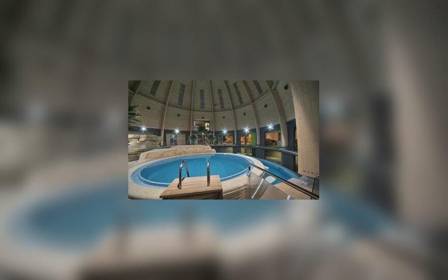 Аквапарк в Друскининкай попал в десятку лучших в Европе