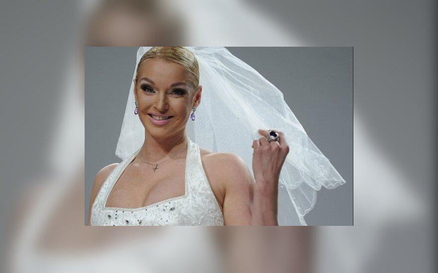 Анастасия Волочкова выходит замуж за госчиновника