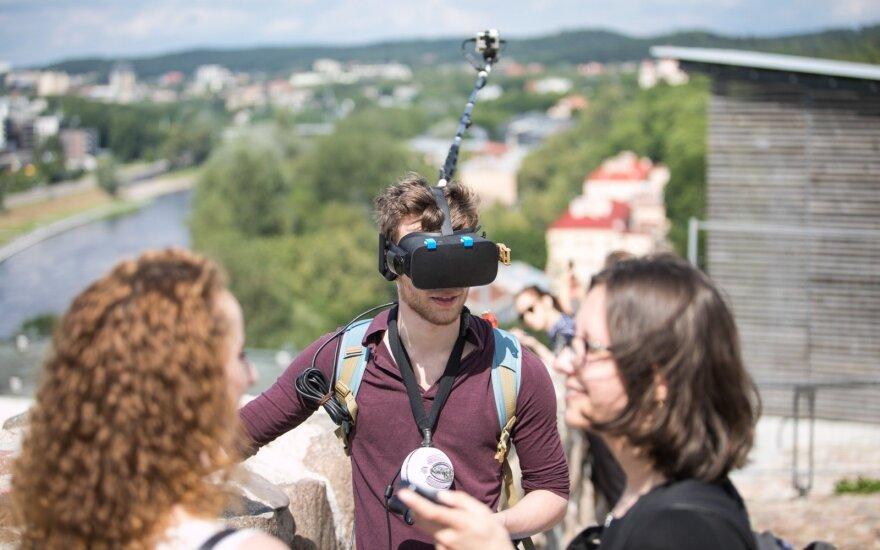 В Вильнюсе возросло число туристов, особенно - немцев