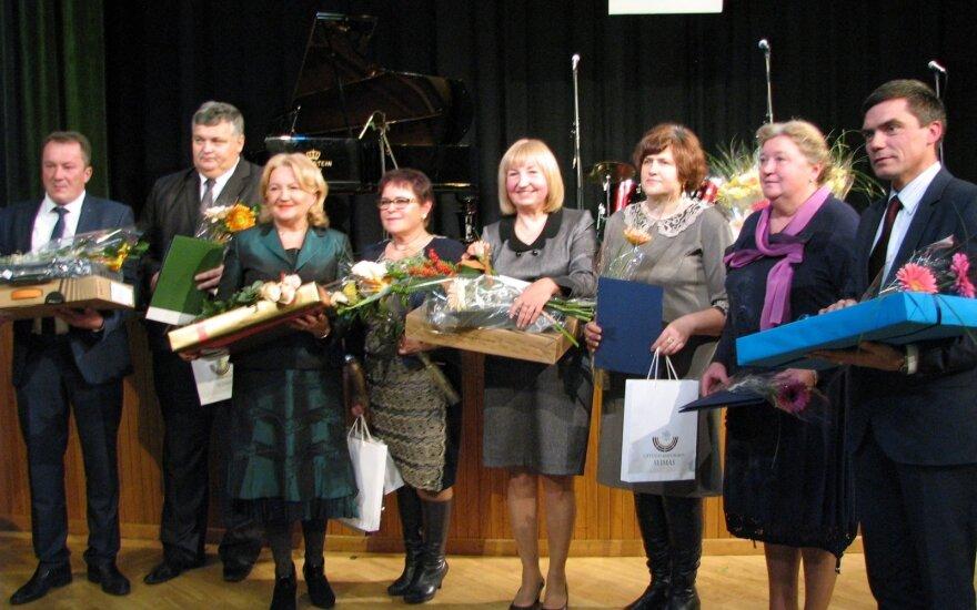 Najlepsi w polskiej oświacie na Litwie