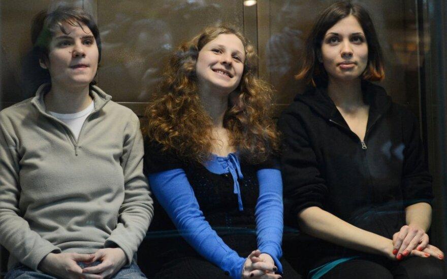 Участницы Pussy Riot направили в ЕСПЧ жалобу на 355 страницах