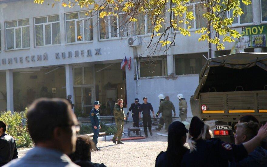Число жертв нападения в колледже в Керчи возросло до 21: большинство погибших младше 20 лет (список)
