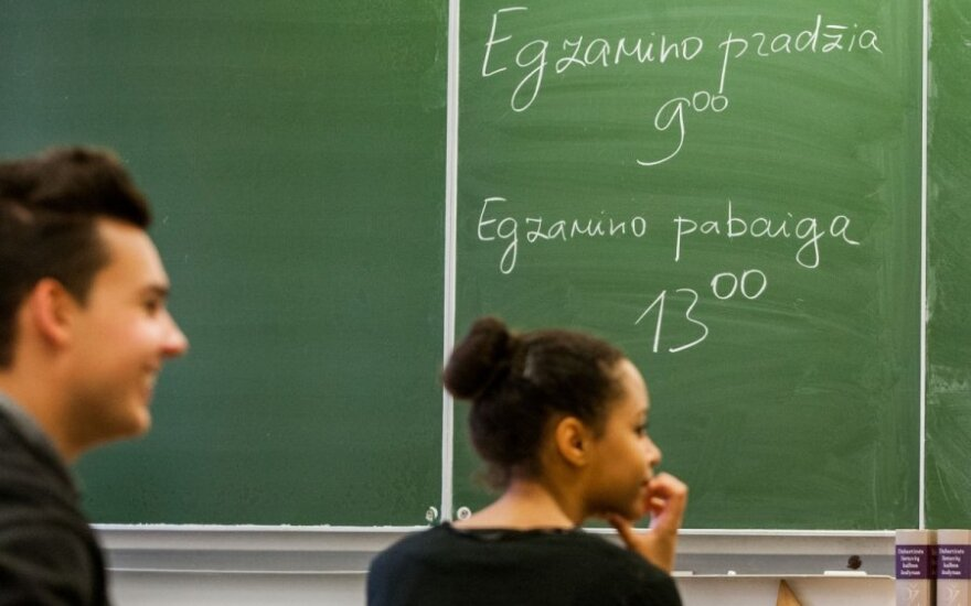 Polska maturzystka zawstydziła litewskich abiturientów
