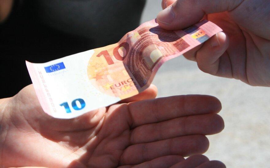 Минимальная зарплата с 2020 года может увеличиться до 607 евро
