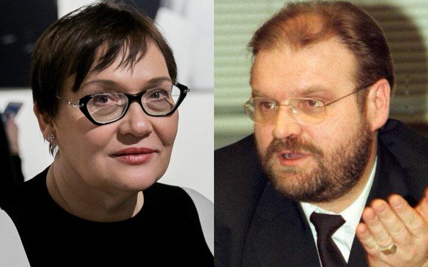 Aušra Maldeikienė, Eugenijus Maldeikis