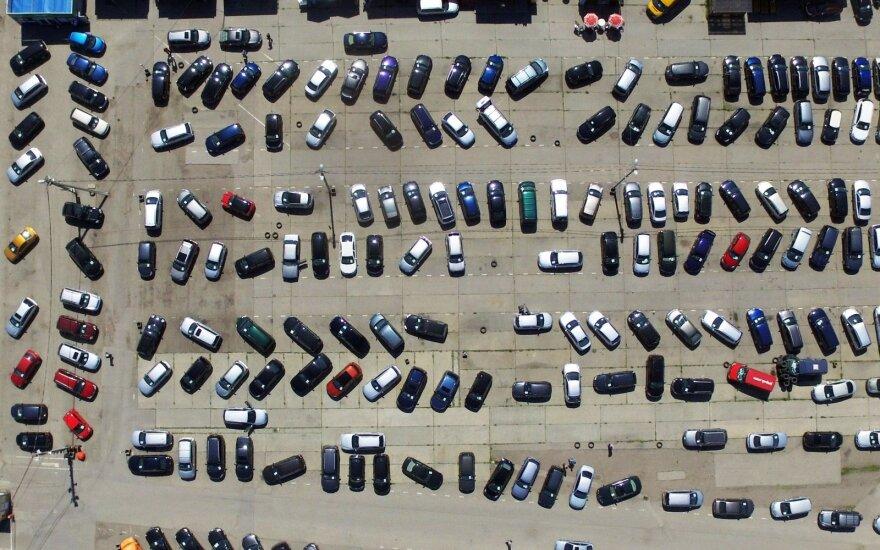 Проблема краж из автомобилей: небезопасно даже оставлять машину в подземном гараже