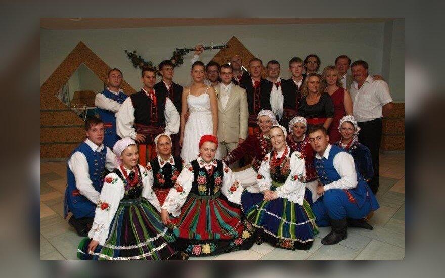 """Zespół Pieśni i Tańca ludowego """"Zgoda"""""""