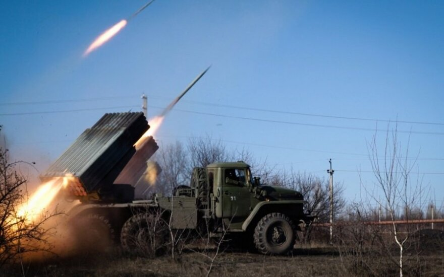 США обвинили Россию в нарушении перемирия на Донбассе