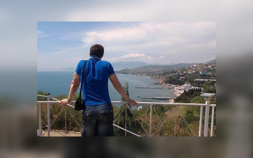 Литовских туристов Крым не интересует