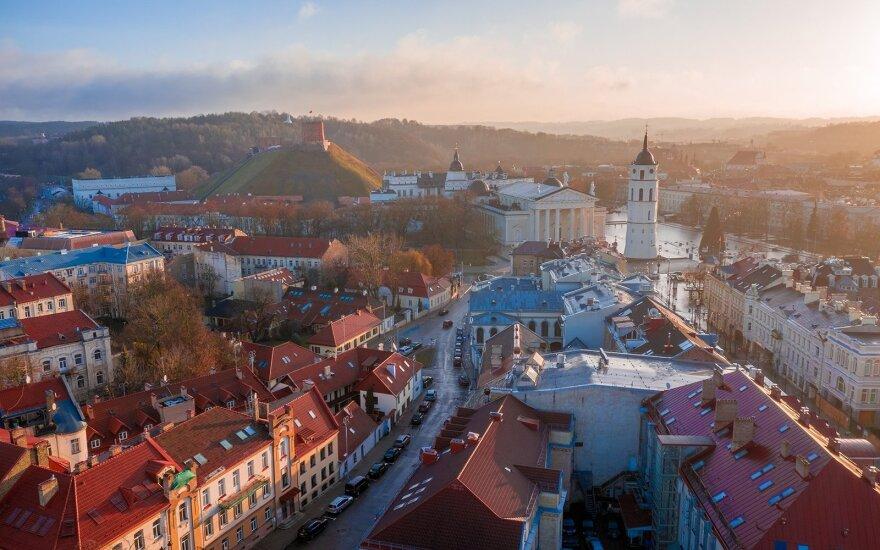 Vilnius ryte