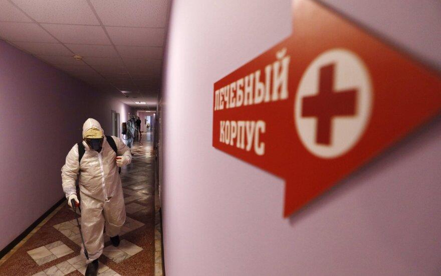 В России три человека заразились коронавирусом внутри страны