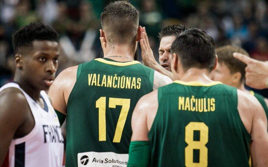 FIBA отклонила протест сборной Литвы