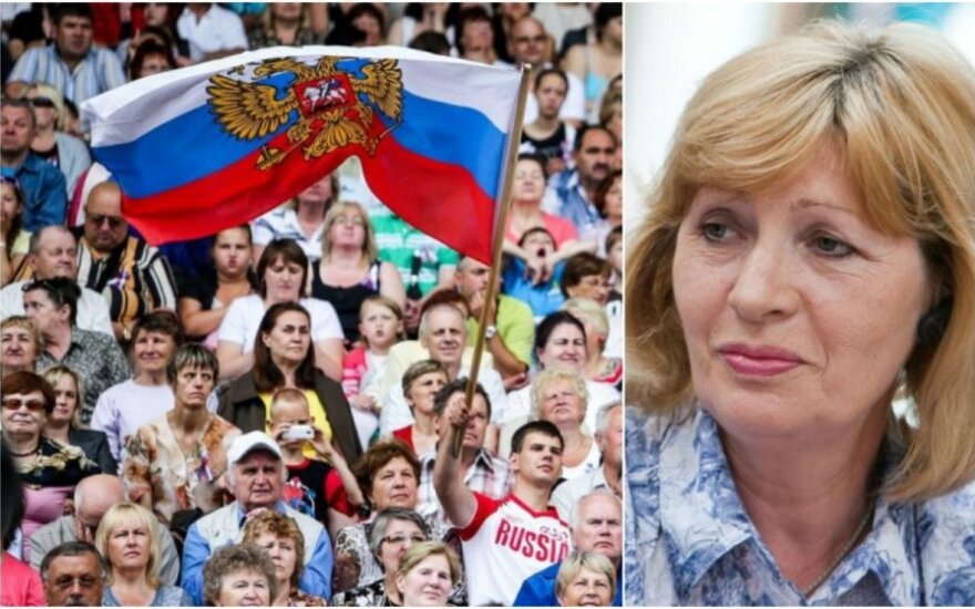 Организатор Дня России: кто может запретить нам думать, говорить и петь по-русски?