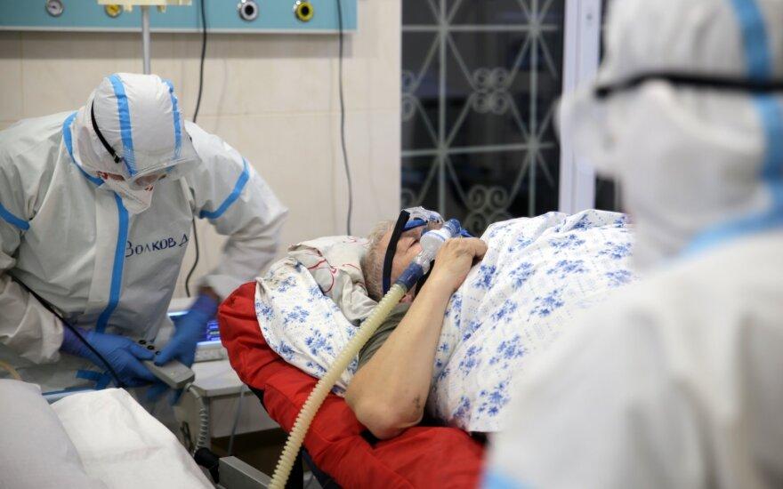 В России и Украине новые антирекорды инфицирования коронавирусом