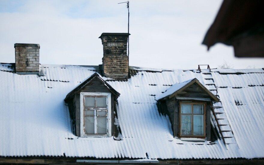 Погода: на смену леденящей стуже придет небольшое потепление
