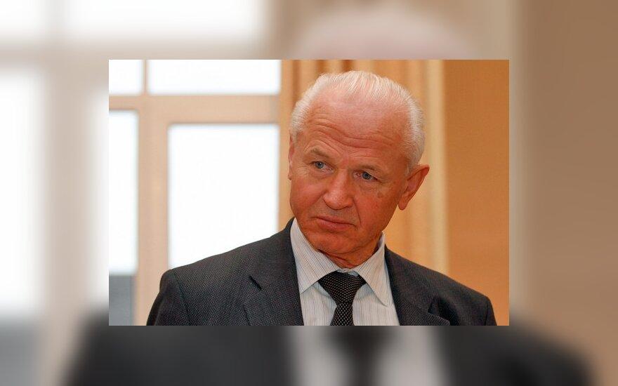 Pijus Ralys, Lietuvos pramonininkų konfederacijos narys