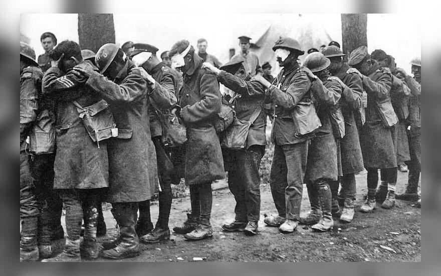 Архив военных дневников Первой мировой открыт в сети