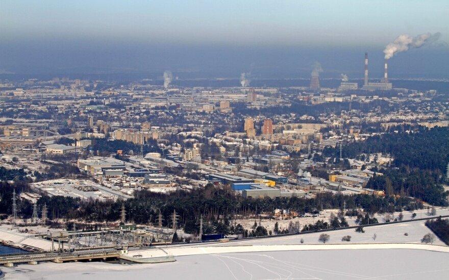 Kaune pristatytas 17 mln. eurų kainuojantis sraigtasparnis