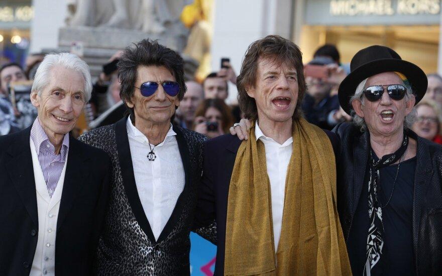 Концерт Rolling Stones в Лас-Вегасе отменен из-за болезни Мика Джаггера