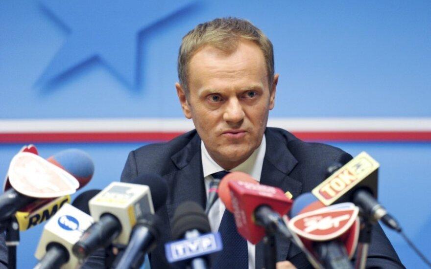 Donald Tusk: Zamieszki w Święto Niepodległości hańbą dla Polski